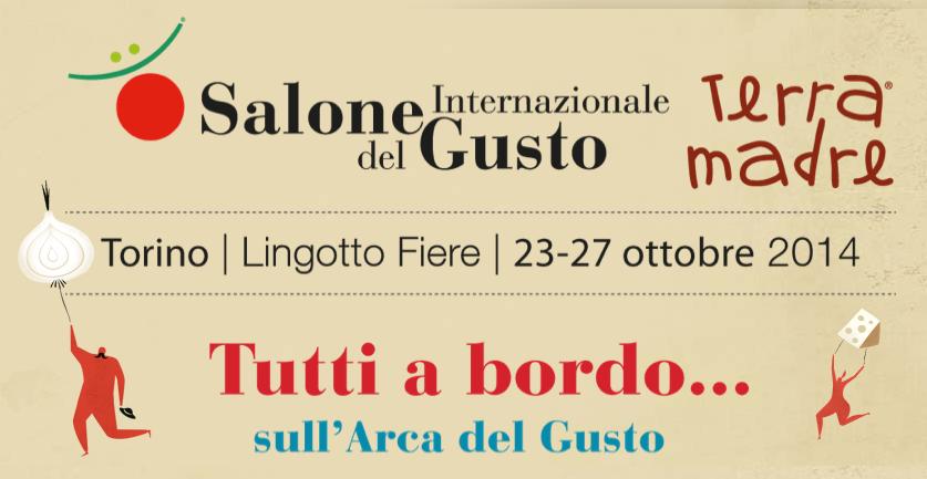 Salone internazionale del gusto 2014